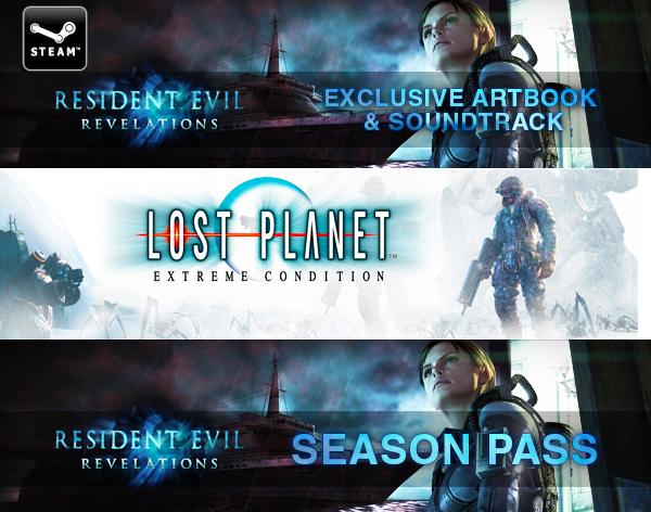 Season Pass Resident Evil Revelations