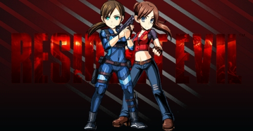 Jill & Claire Resident Evil 7
