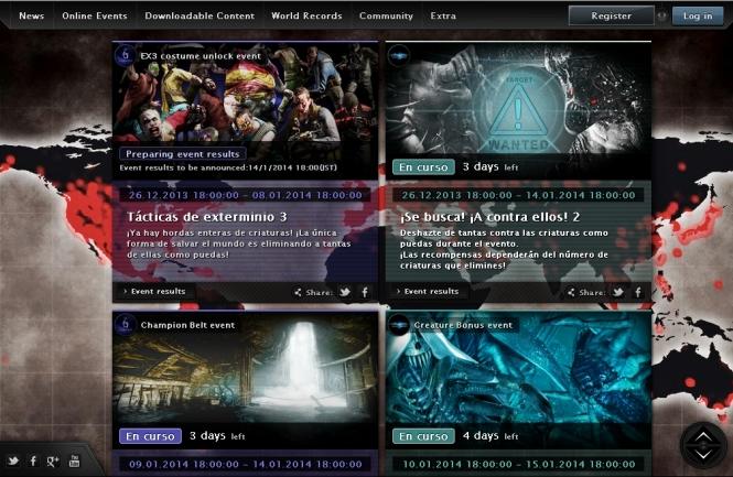 Jill Valentine Blog Resident Evil.Net